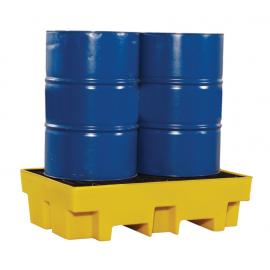Spill Station 2 Drum Spill Pallet