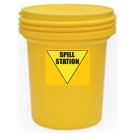 Spill Station 30 Gallon Spill Kit Universal