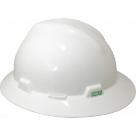 MSA Hard Hat Full Brim