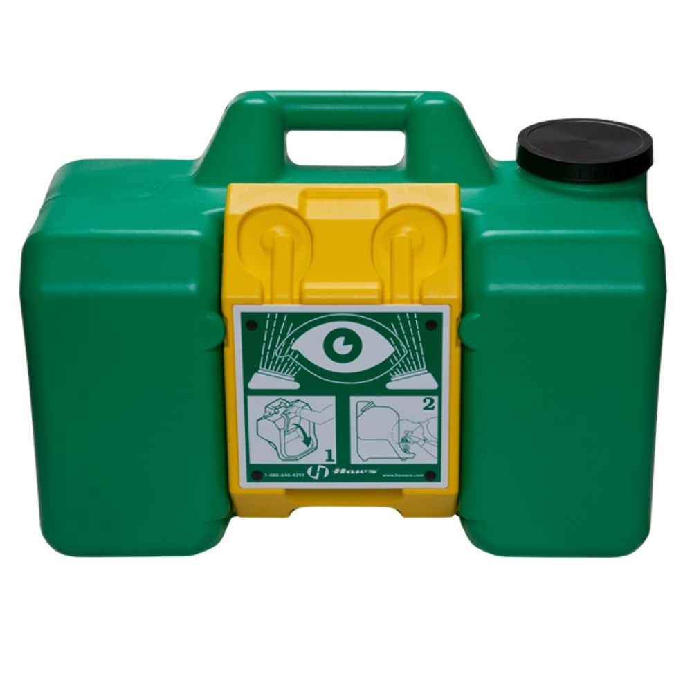 Spill Station Haws Portable Gravity Fed Eyewash
