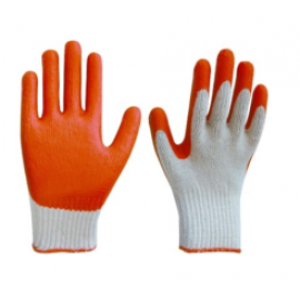 Rubber Coated Palm Gloves