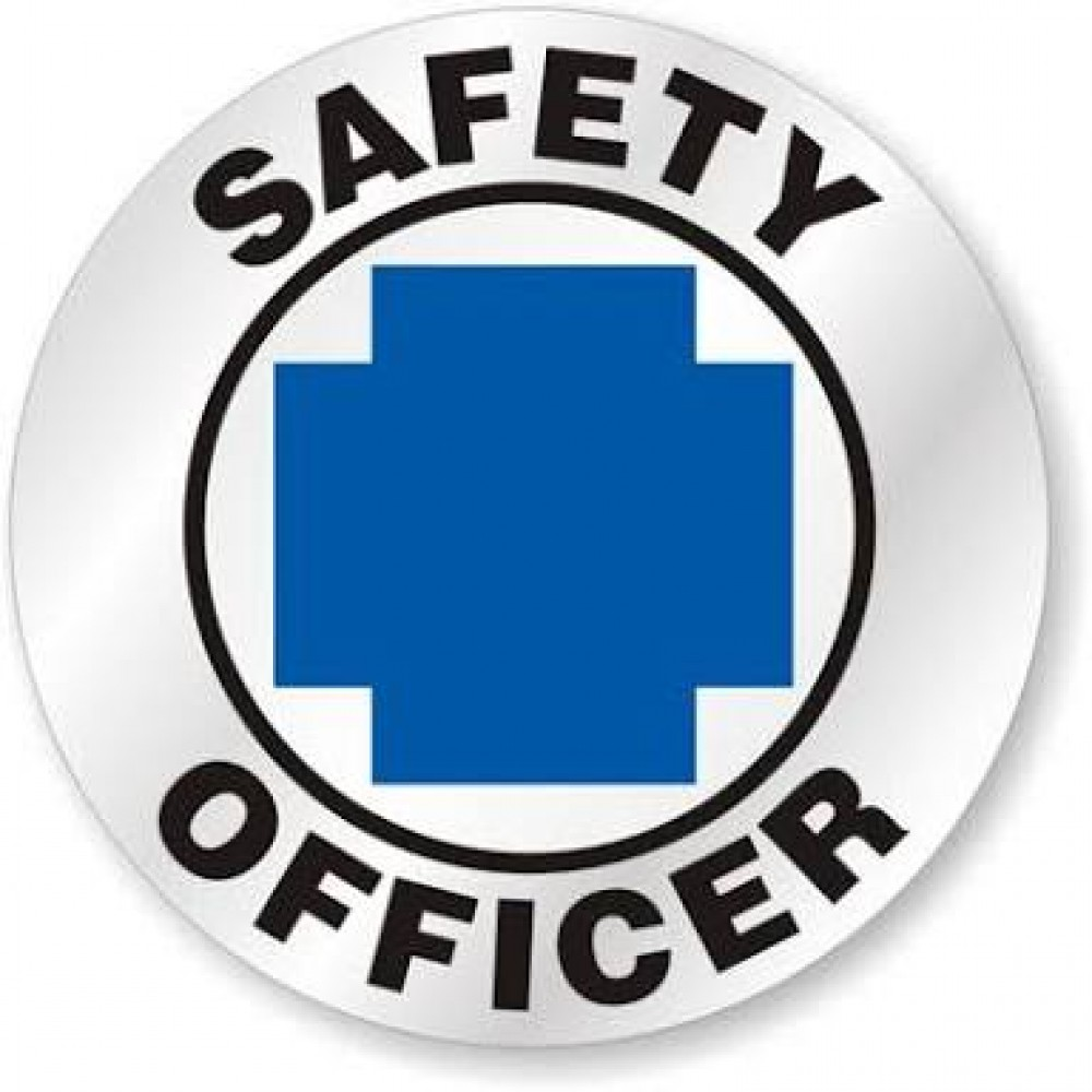 SAFETY BADGES STICKER 3