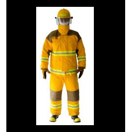 SKOLD FIREFIGHTER SUIT BRIGADISTA MODEL DEFENDER Exterior DuPont ™ Nomex® fabric barrier IIIA