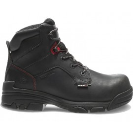 "Wolverine Merlin Waterproof Composite-Toe EH 6"" Work Boot W10112"